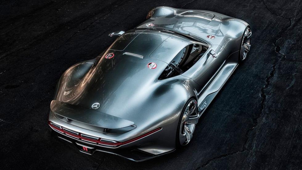 Mercedes-Benz Vision Gran Turismo Concept (V)