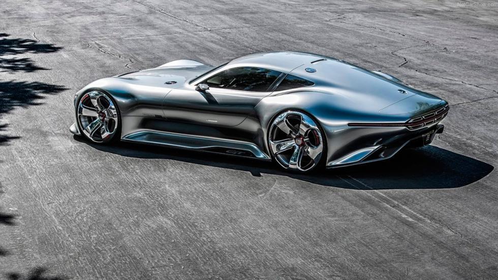 Mercedes-Benz Vision Gran Turismo Concept (VI)