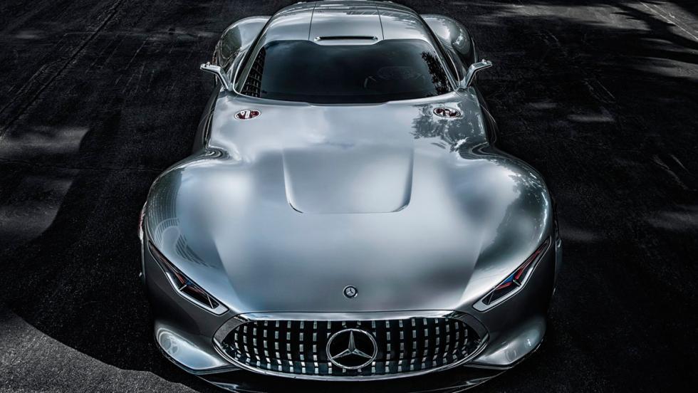 Mercedes-Benz Vision Gran Turismo Concept (VII)
