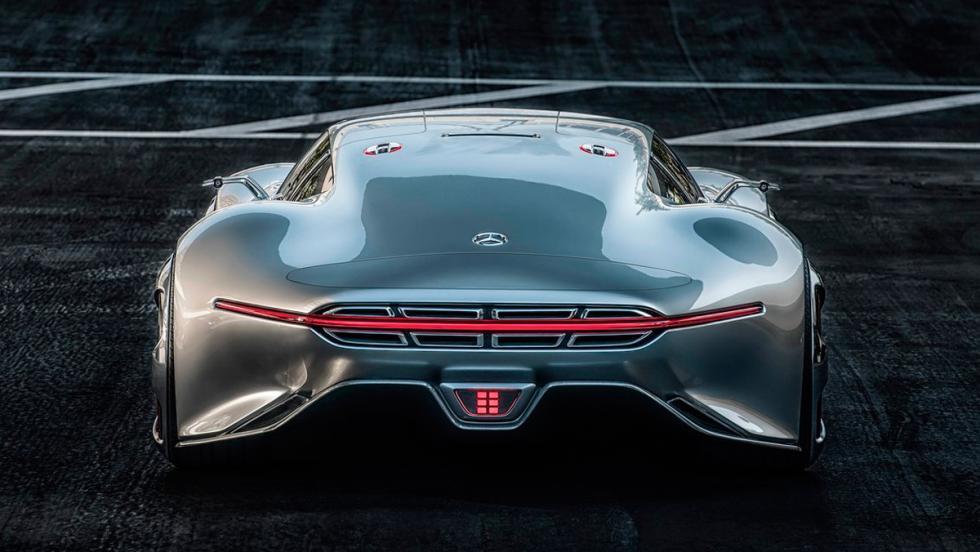 Mercedes-Benz Vision Gran Turismo Concept (VIII)