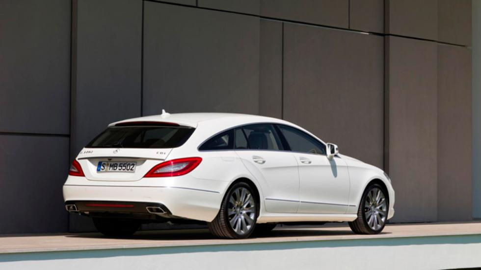 Mercedes CLS63 Shooting Brake (2013)
