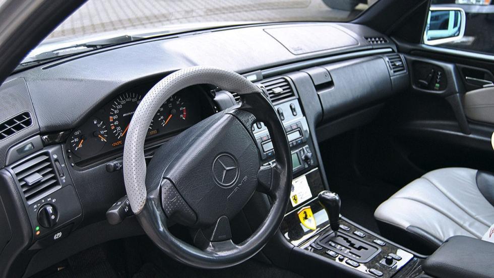 Mercedes E55 AMG de Michael Schumacher