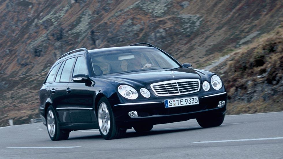 Mercedes E Estate harrison ford familiar