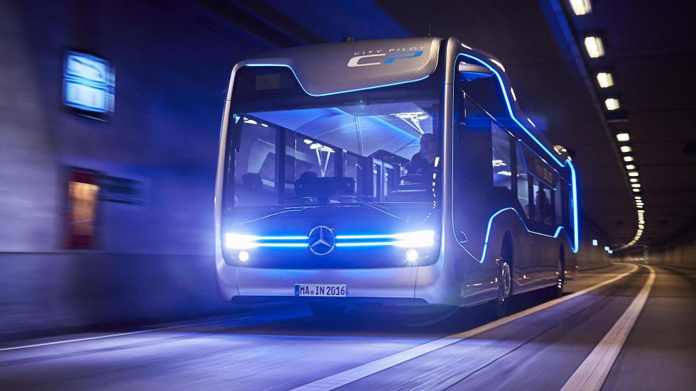 Mercedes Future Bus (I)