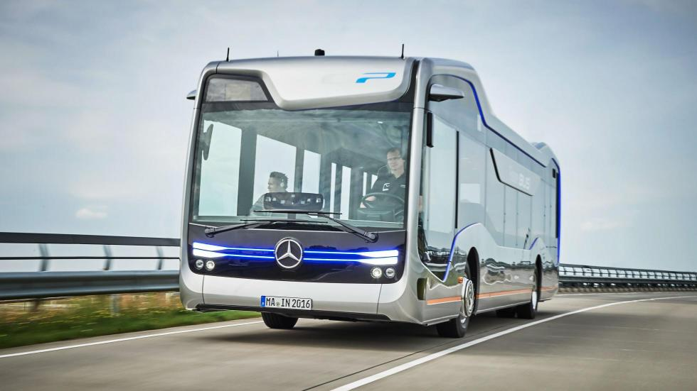 Mercedes Future Bus (IV)