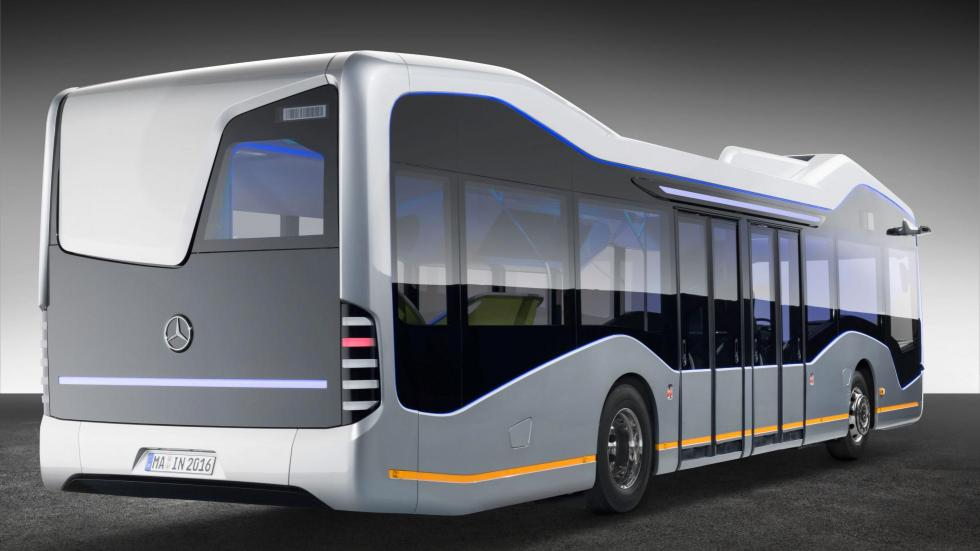 Mercedes Future Bus (IX)