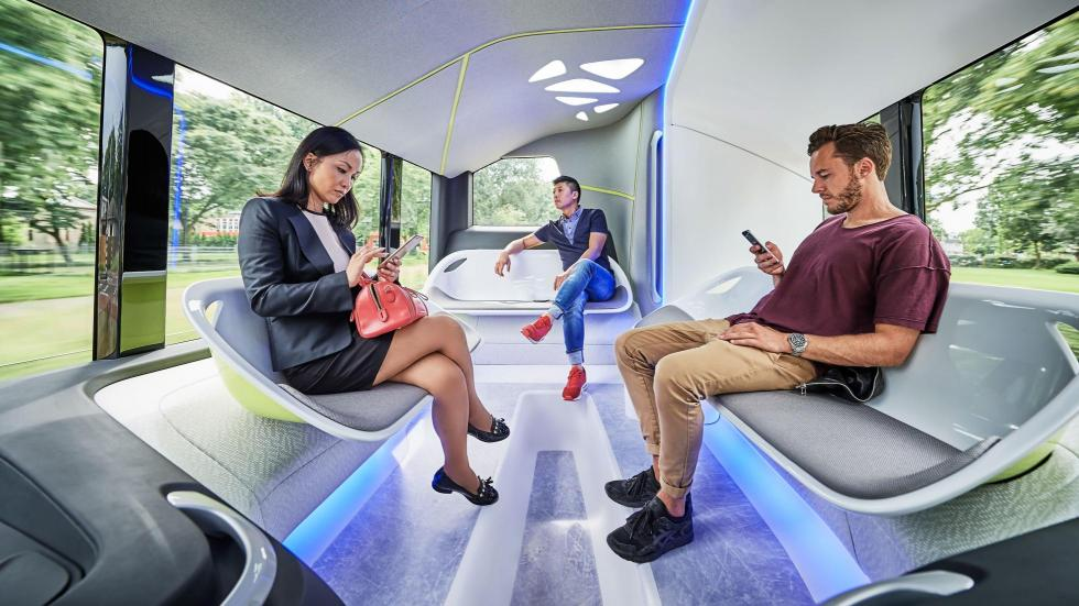Mercedes Future Bus (VIII)