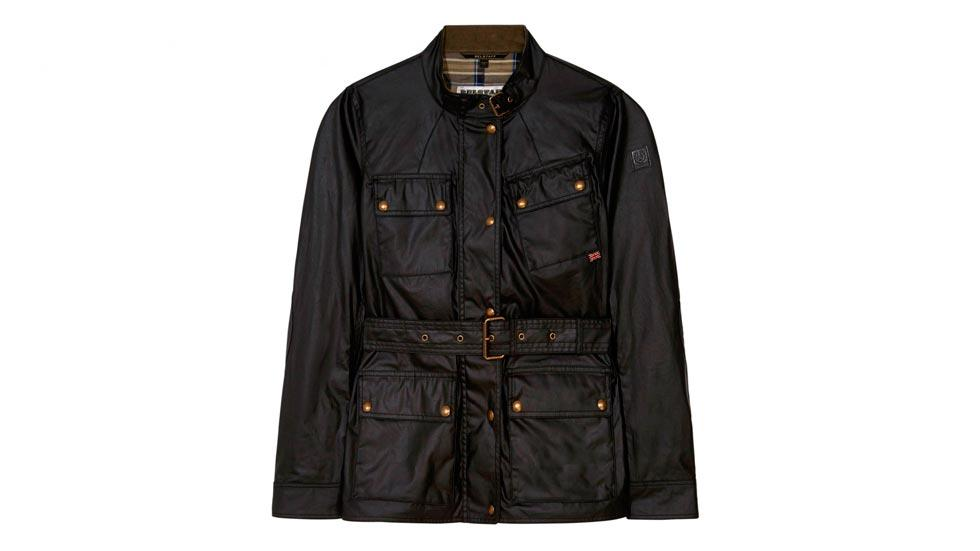 Morgan EV3 Selfridges chaqueta Belstaff