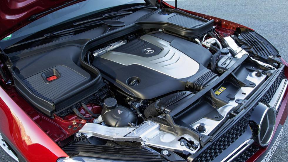 Nuevo Mercedes GLC Coupé - detalle