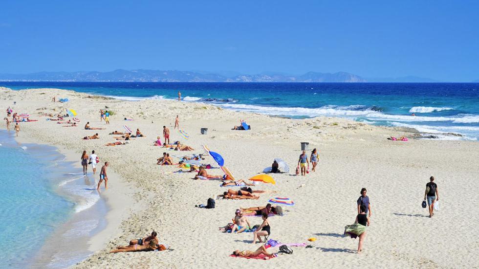Playa de Ses Illetes - Formentera