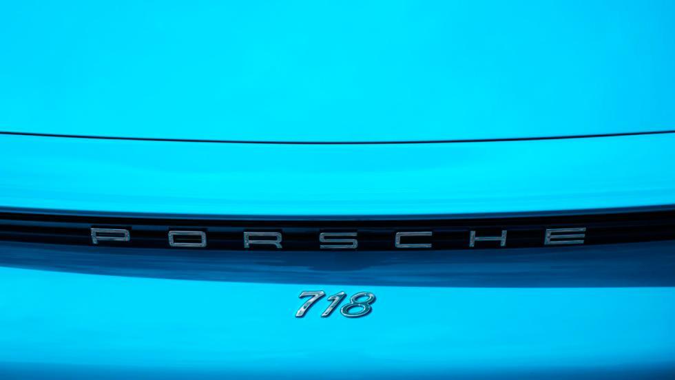 Porsche 718 Cayman S (VII)