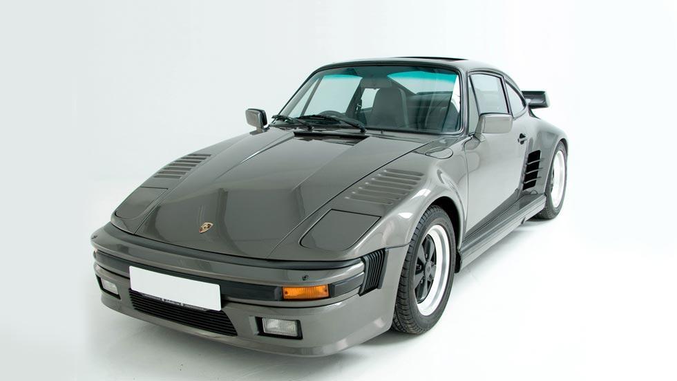 Porsche 911 Flat Nose faros retractil deportivo