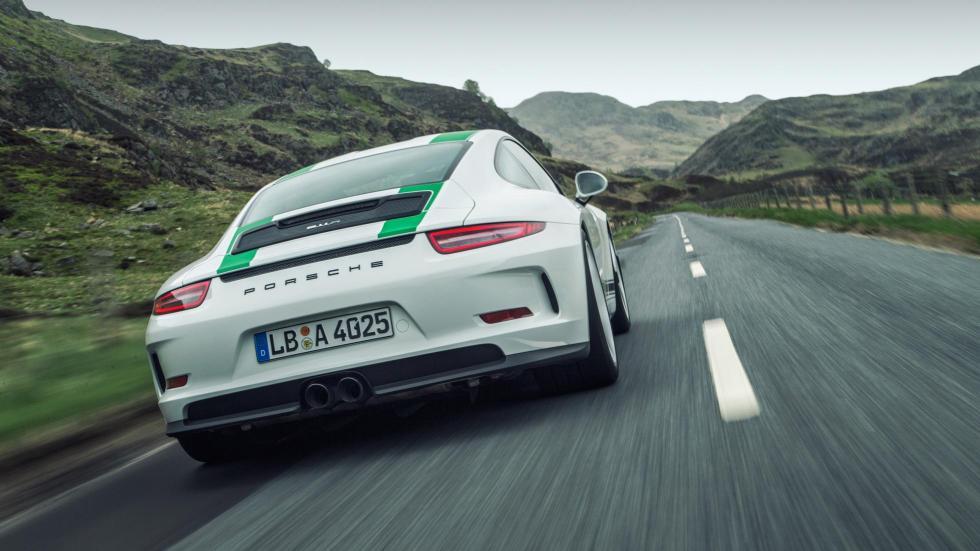 Porsche 911 R (II)