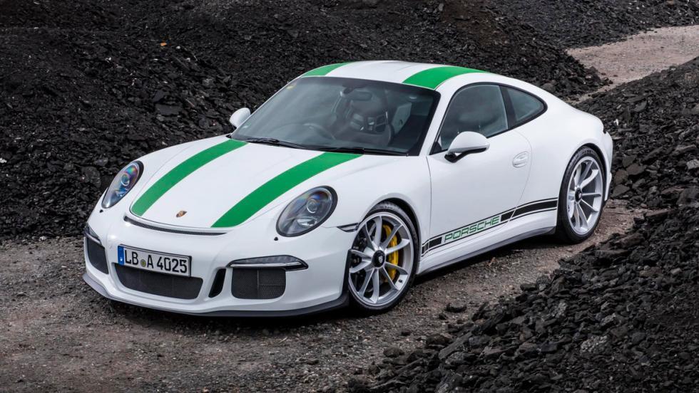 Porsche 911 R (VI)