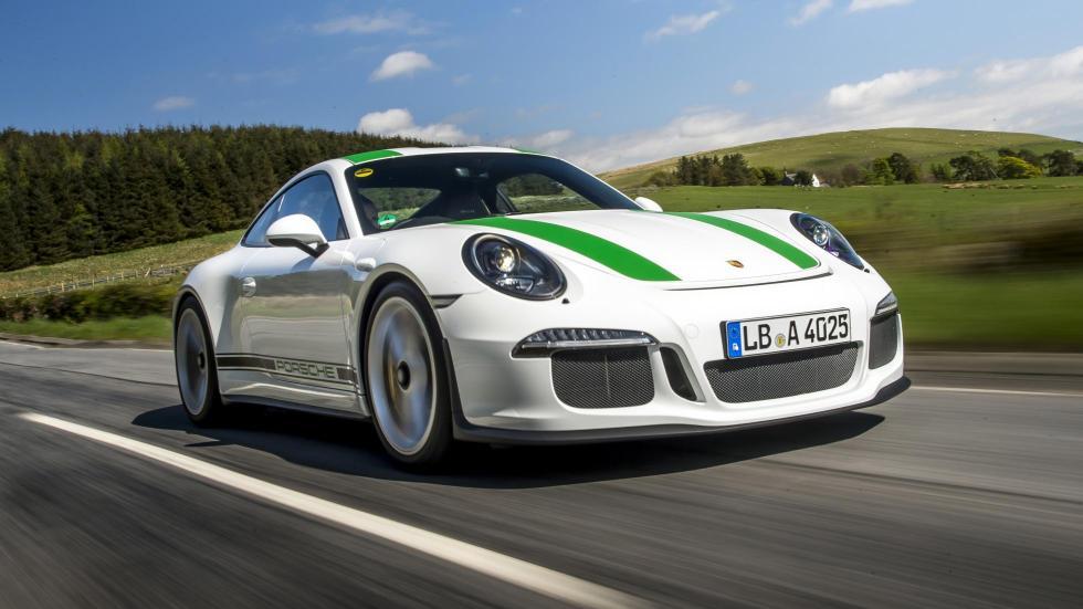 Porsche 911 R (VII)