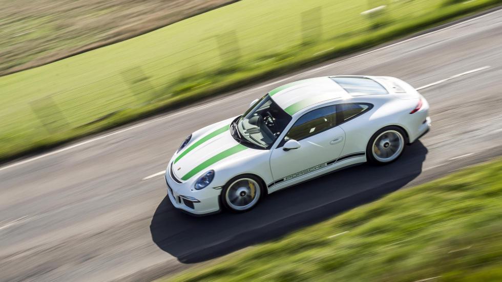 Porsche 911 R (VIII)