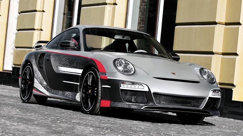 Porsche 911 Status Design frontal