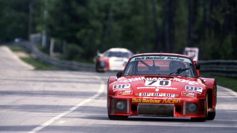 El Porsche 935 de Paul Newman