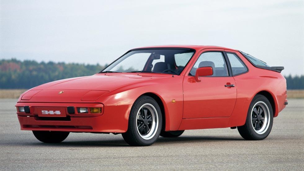 Porsche 944 deportivo lujo