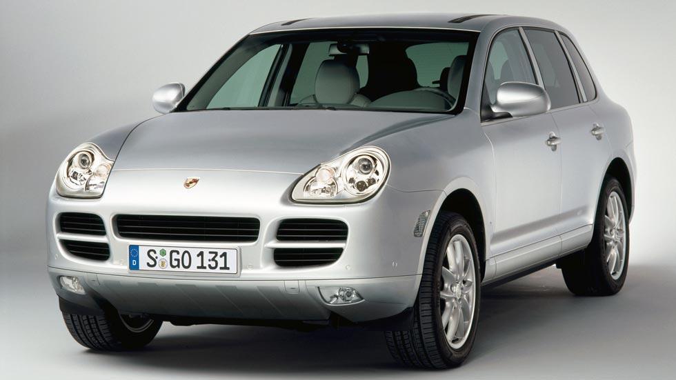 Porsche Cayenne V6 suv lujo