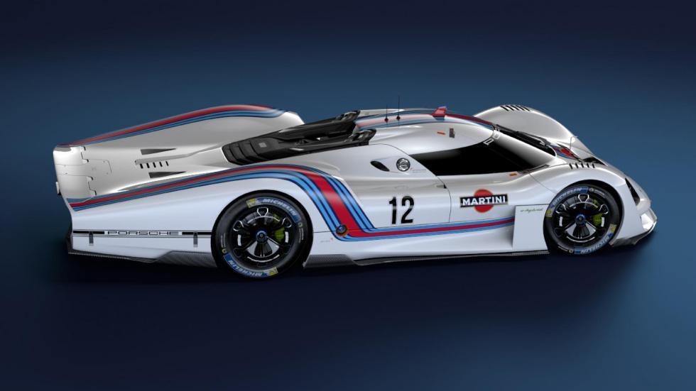 Porsche Le Mans, render (I)
