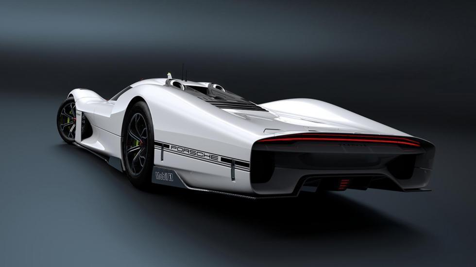 Porsche Le Mans, render (IV)