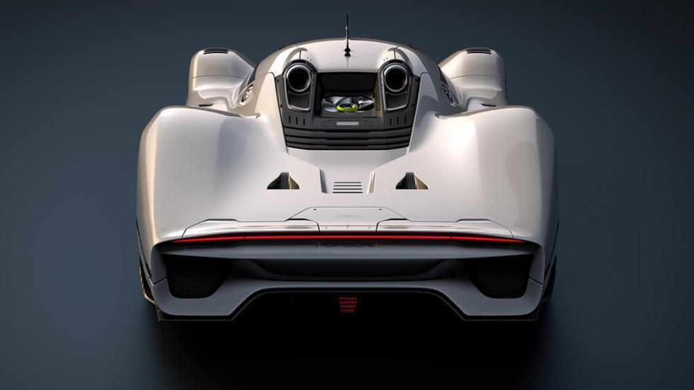 Porsche Le Mans, render (V)