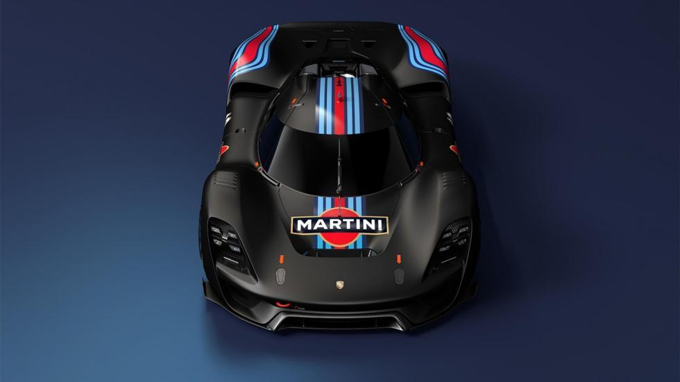 Porsche Le Mans, render (VI)