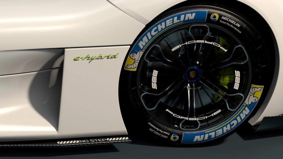 Porsche Le Mans, render (VII)