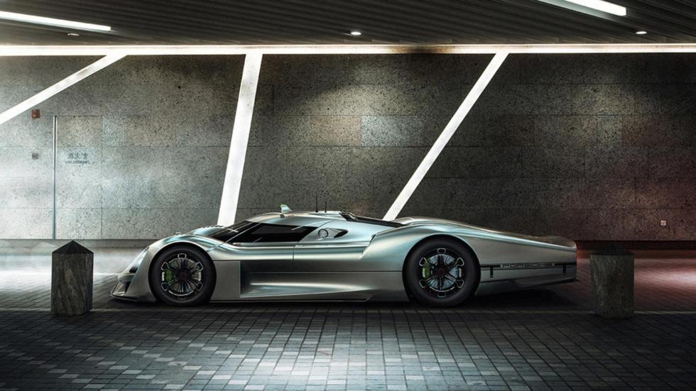 Porsche Le Mans, render (XI)