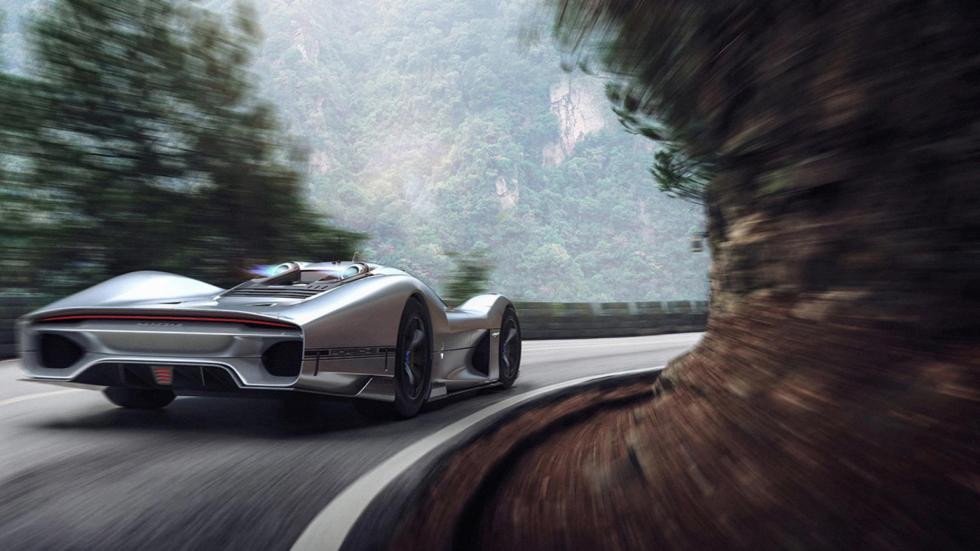 Porsche Le Mans, render (XII)