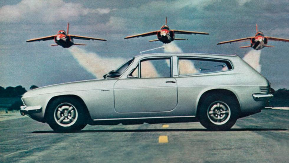 Reliant Scimitar (1968)