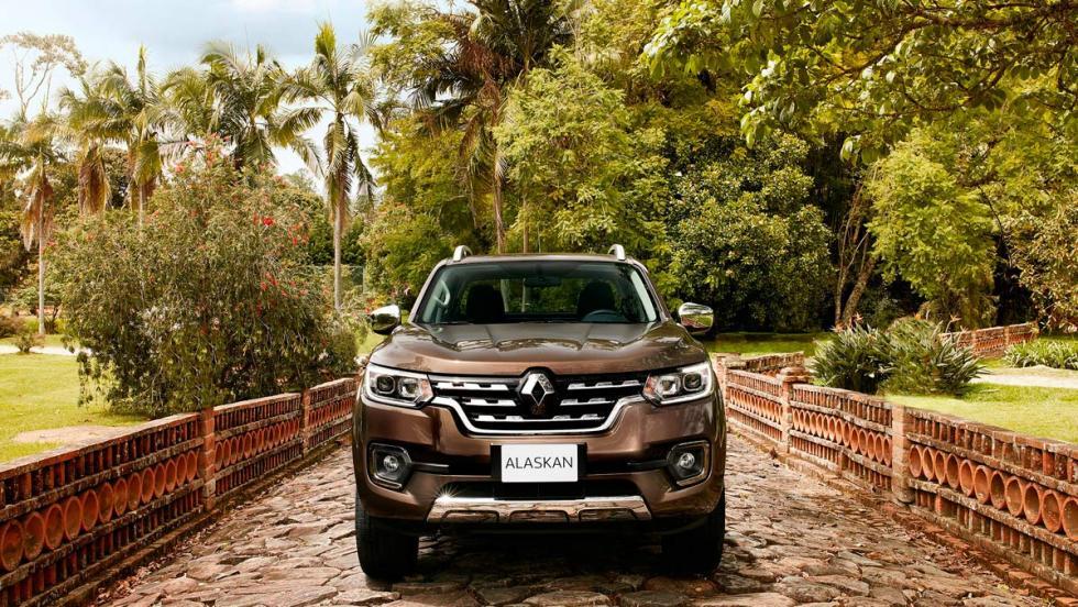 Renault Alaskan (III)