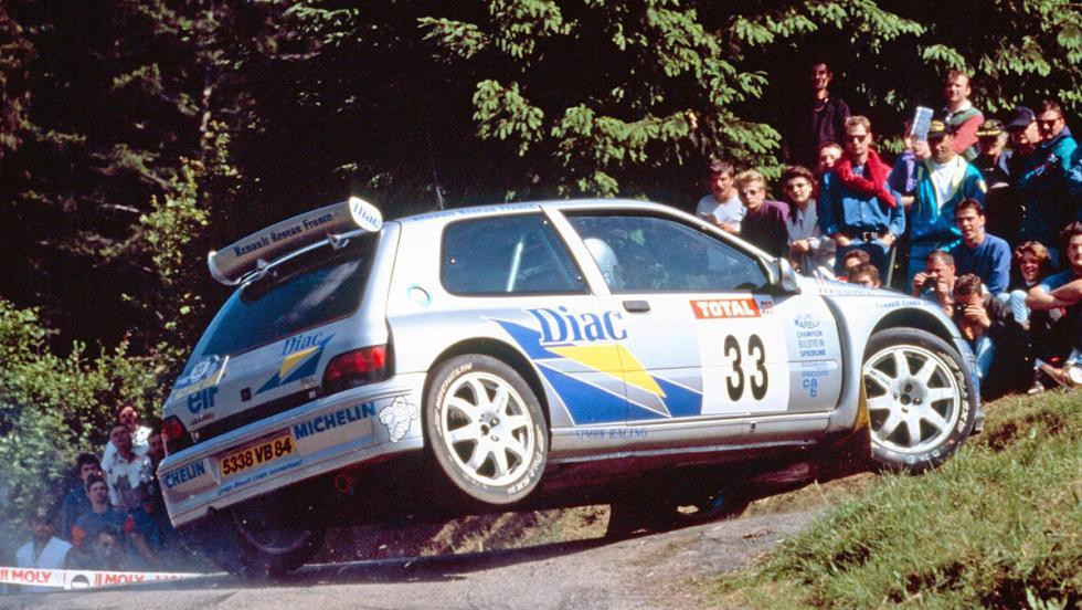 Renault Clio Maxi (1995)