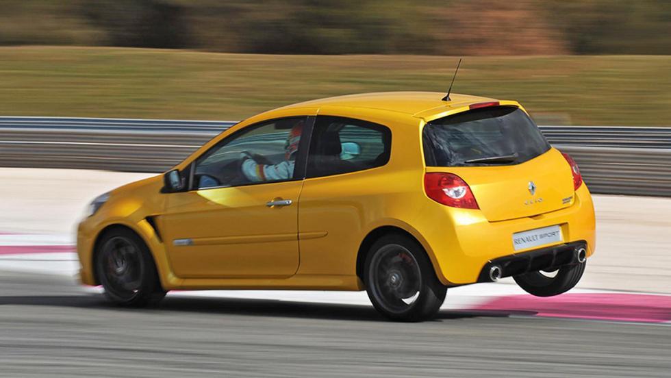 Renault Clio RS 200 (2009)