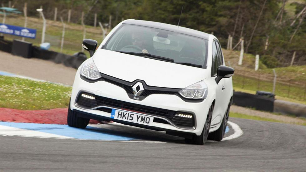 Renault Clio RS Trophy (2015)