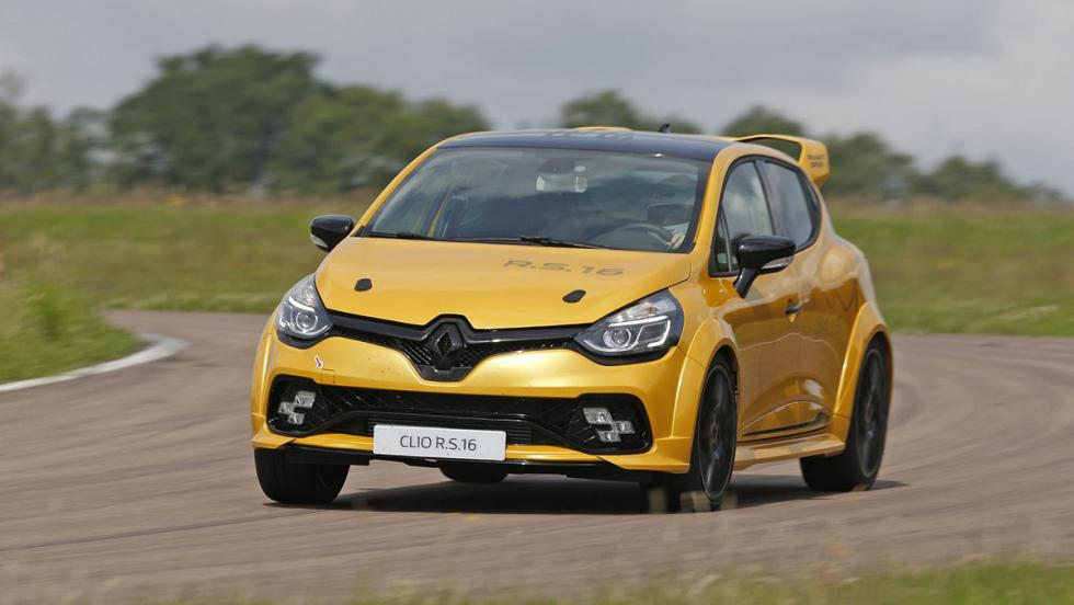 Renault Clio RS16 (2016)