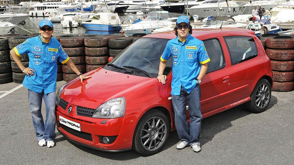 Renault Clio Sport 182 (2003)