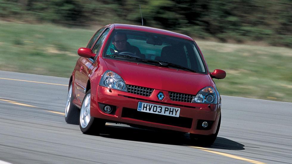 Renault Clio Sport (2000)