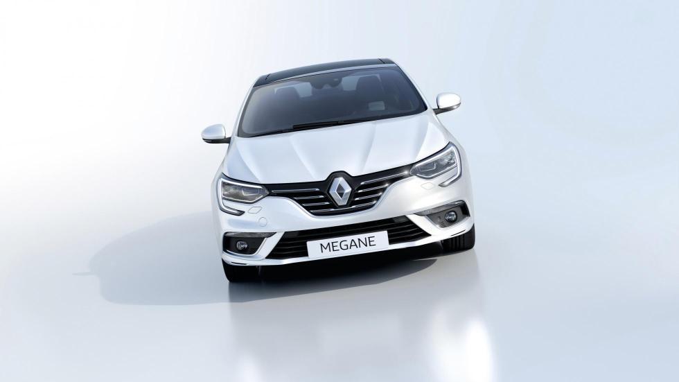 Renault Mégane Sedán 2016