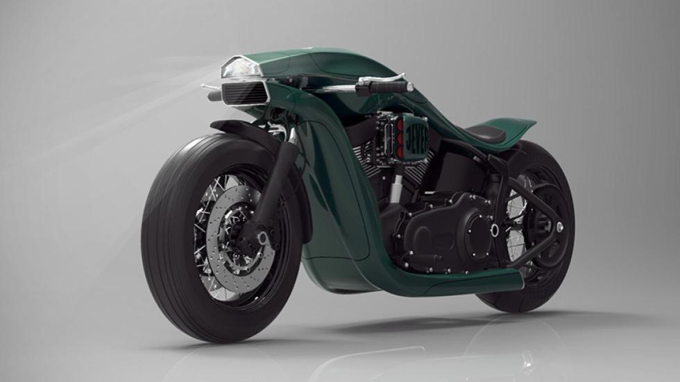Render Harley Davidson (II)