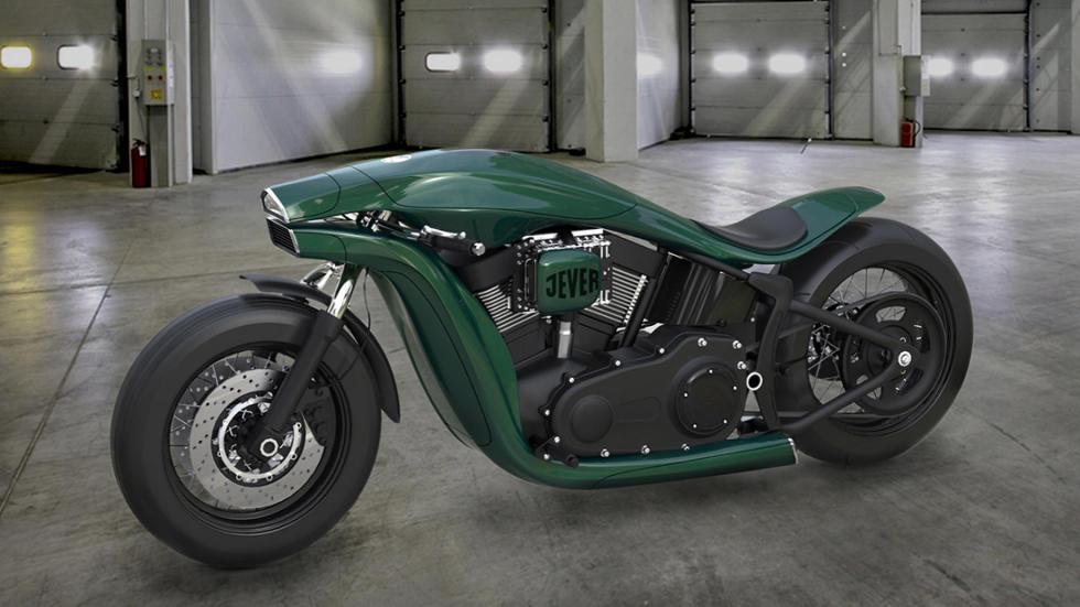 Render Harley Davidson (IV)