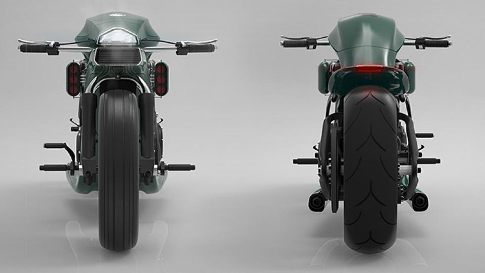 Render Harley Davidson (V)
