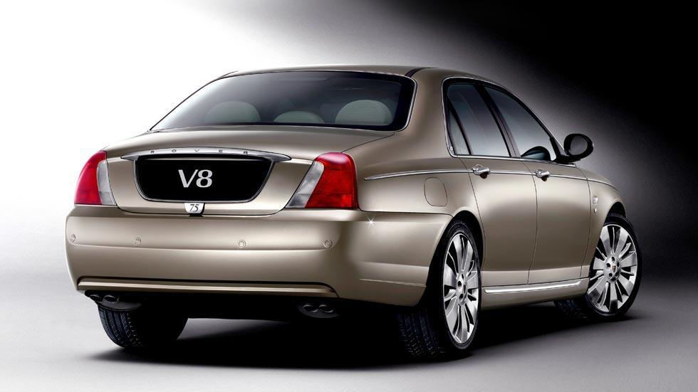 Rover 75 V8 trasera