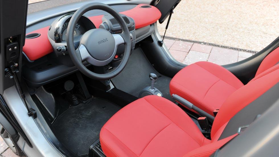 Smart Crossblade interior