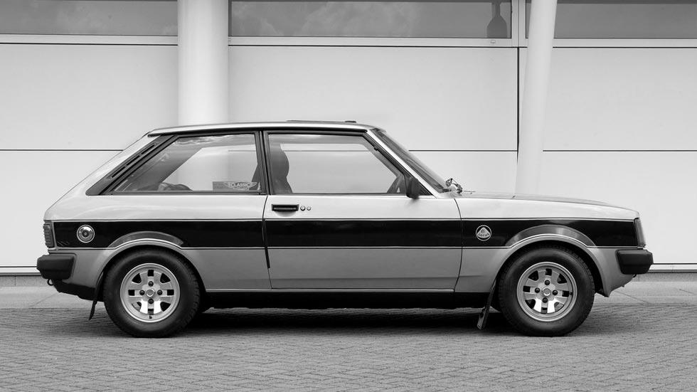 Talbot Lotus Sunbeam lateral