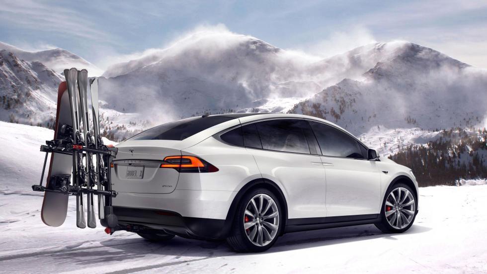 Tesla Model X (III)