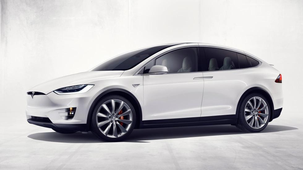 Tesla Model X (V)