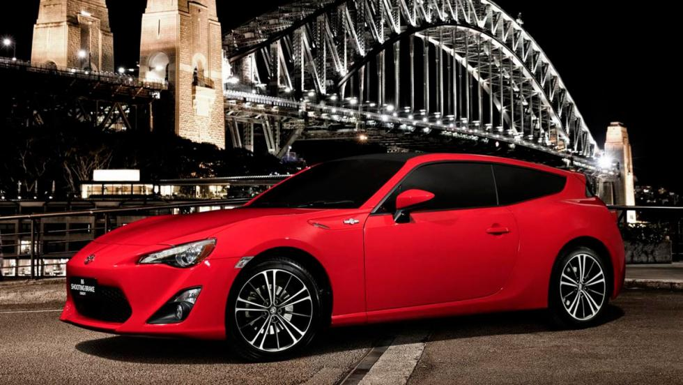 Toyota GT86 Shooting Brake (2016)