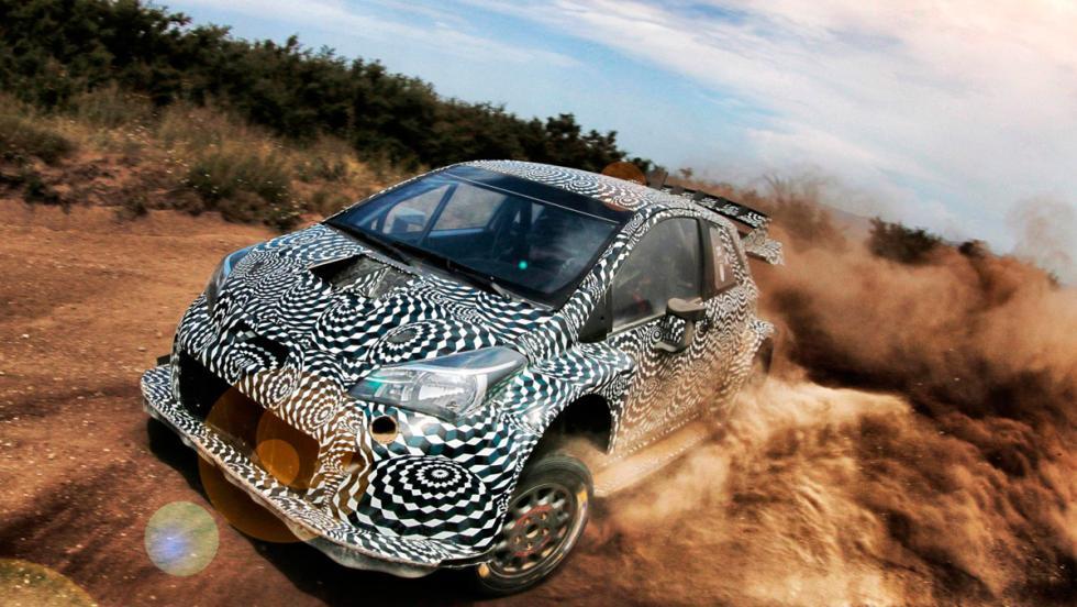 Toyota Yaris WRC (V)